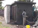 Kenya Latrine Construction